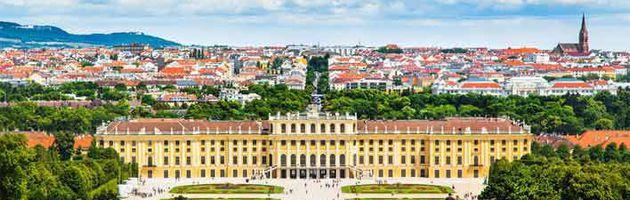 ทัวร์ออสเตรีย ฮังการี สโลวาเกีย เช็ก เยอรมนี เวียนนา พระราชวังเชิงบรุนน์ บูดาเปสต์ บราติสลาวา