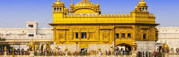 ทัวร์อินเดีย อัมริตสาร์ วิหารทองคำ วัดนัมเกล โบสถ์ เซ็นจอห์น สวน Jallianwala พัก 4 ดาว