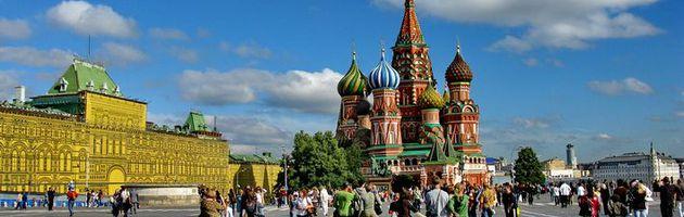 ทัวร์รัสเซีย มอสโคว์ พระราชวังเครมลิน พิพิธภัณฑ์อาร์เมอรี่ วิหารเซนต์บาซิล ชมโบสถ์โฮลีทรินิตี้