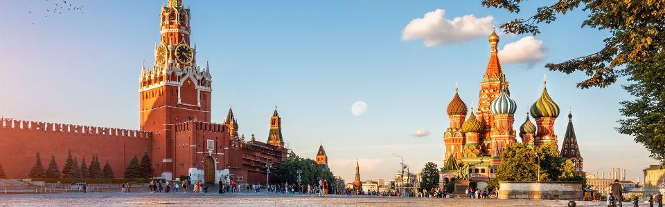 ทัวร์รัสเซีย เดือนกันยายน