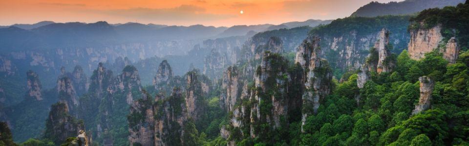 ทัวร์จีน เดือนธันวาคม