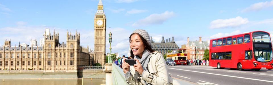 ทัวร์อังกฤษ ฤดูใบไม้ผลิ ปี 2563 เที่ยวคุ้ม ราคาโดนใจ Update ที่นั่งทุกวัน
