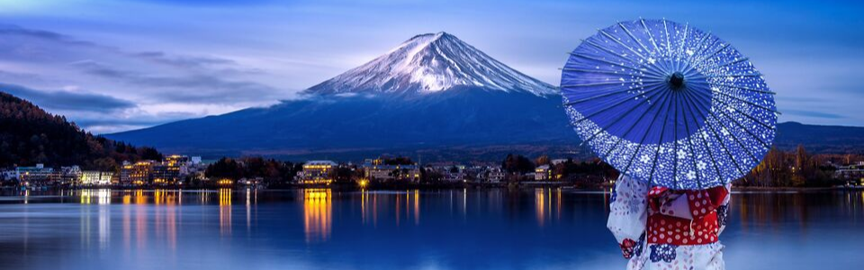 ทัวร์ญี่ปุ่น ภูเขาไฟฟูจิ