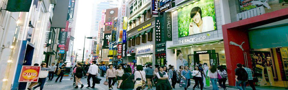 จองทัวร์เกาหลีเส้นทางยอดฮิต